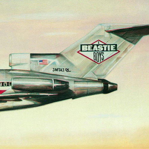 Bestie Boys - Licensed to Ill